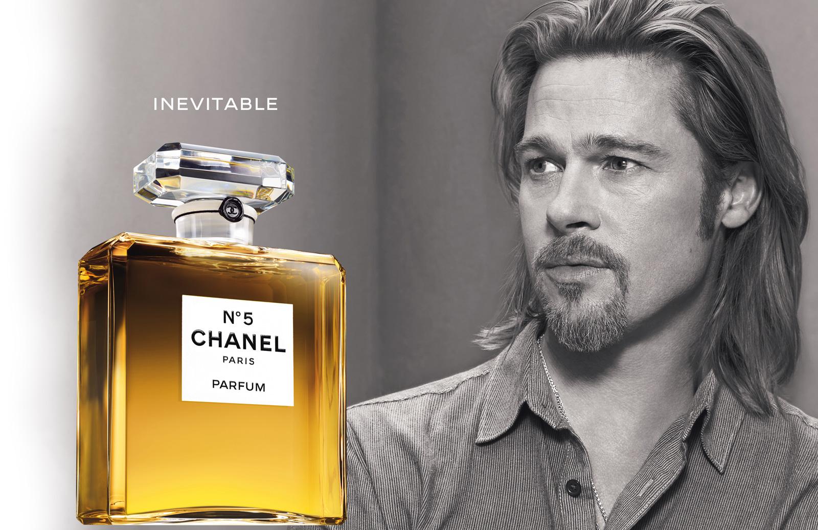brad pitt commercial Brad Pitt News