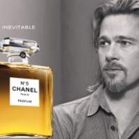 Brad Pitt's Chanel No.5 Ad Is Revealed