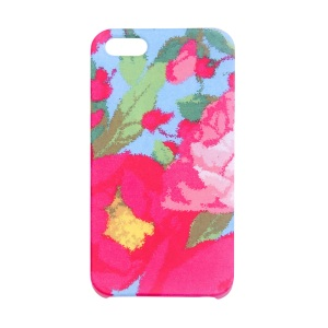 iphone cover - pink flower 1MG