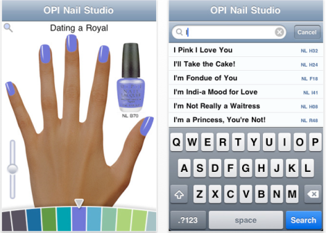 beauty-style-iphone-applications