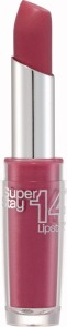 SuperStay 14Hr 1-Step Lipstick in Fuchia Forever