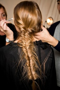 Tory Burch Backstage at New York Fashion Week Spring Summer 2013 Collections