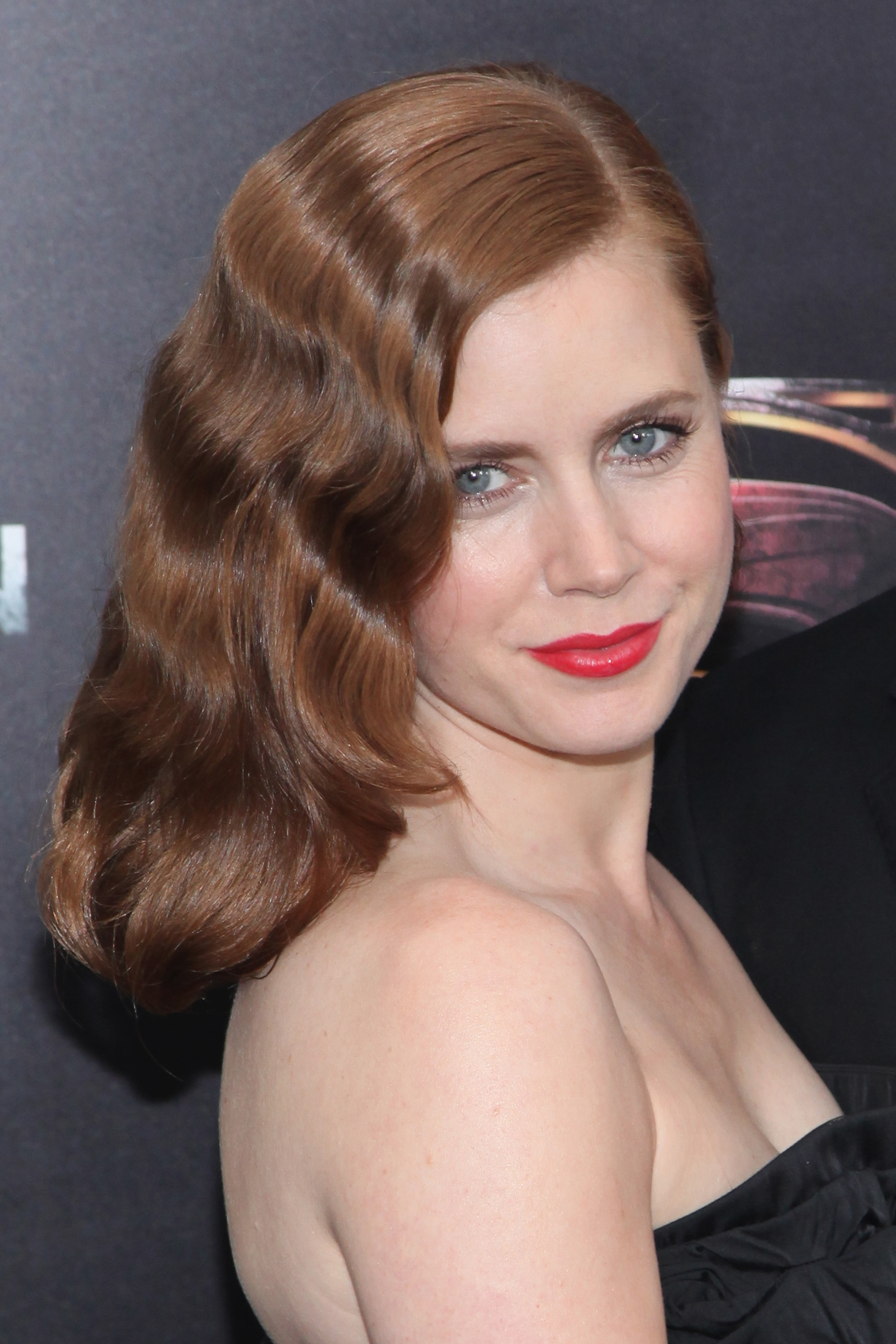 how to amy adams man of steel nyc film premiere the refined edit. Black Bedroom Furniture Sets. Home Design Ideas