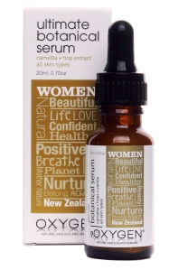 Oxygen Women Ultimate Botanical Serum  (2)