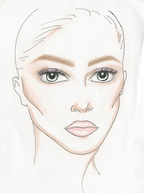 Max Factor Victoria Beckham AW14 Beauty Look by Pat Grath (2)
