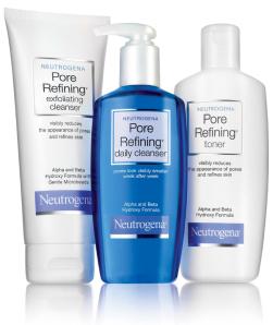 Neutrogena® Pore Refining Daily Cleanser Trio (2)
